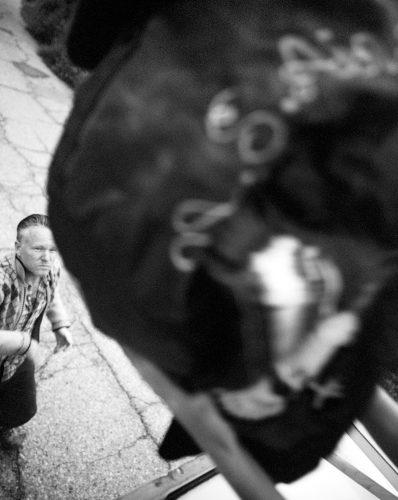 The Murphy's, Los Angeles, California, USA, American, americana, america, eagle, portrait, landscape, travel, tourism, explore, color, black and white, kodak, eric thompson
