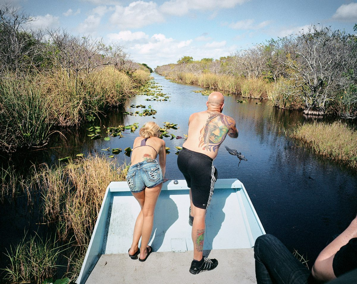Rick, Cooperstown, Florida, USA, America, americana, man, dude, rough, color, film, swamp, airboat, boating, hunting, fishing, gators, guide, tour, travel, tourism, eric thompson