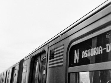 N Train, Brooklyn, NY