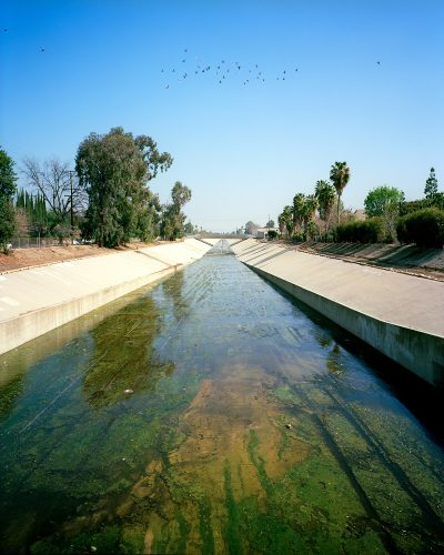 LA River, California