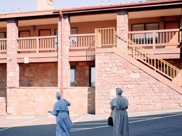 Mennonites, Cameron, Arizona