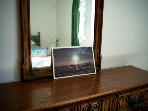Contemporary Photography, Fine Art Photography, ©Eric Thompson , british columbia, mountain, print, photo, desk